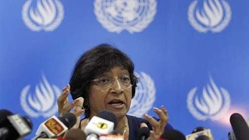 Sri Lanka hits back at UN rights chief after visit