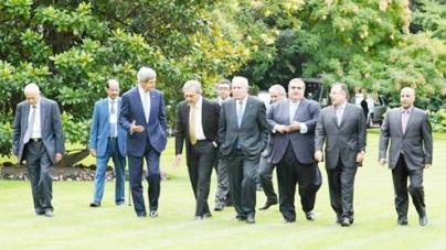 Syria crisis: Arabs, US on same page