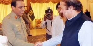 Talks with militants: Nawaz, Kayani mull choice of facilitator
