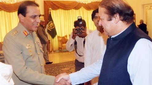 Talks with militants: Nawaz, Kayani mull choice of facilitator