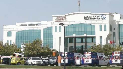 Woman in Dubai bomb drama had fake explosives