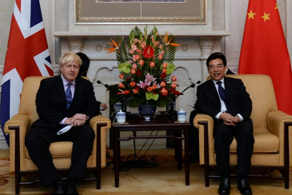 UK to relax visa rules for Chinese visitors