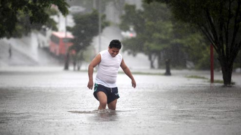 Hurricane Raymond Threatens Soaked Mexico Coast