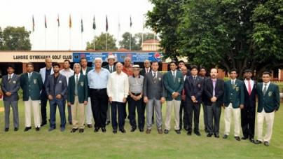 Hopefuls Assemble at Gymkhana Club Golf Course