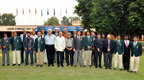 Hopefuls Assemble at Gymkhana Club Golf Course