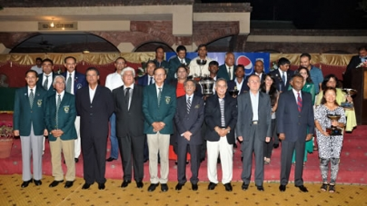 Bangladesh's Sagar wins 52nd National Amateur Golf Title