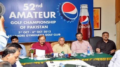 52nd National Amateur Golf Championship from Tomorrow