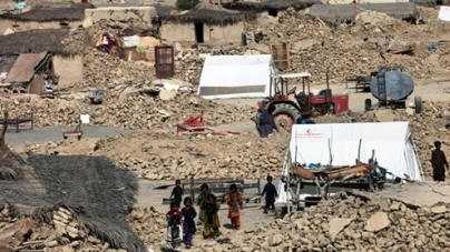 PM's Balochistan Earthquake Relief Fund 2013 Established