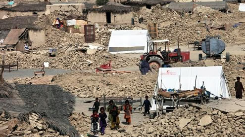 Balochistan Earthquake