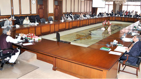 ECNEC Approves 9 Projects Worth Rs.42.92 Billion