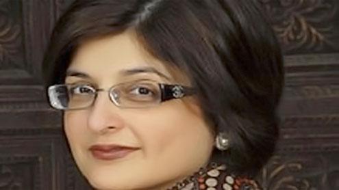 Farahnaz Ispahani Pakistani Politician
