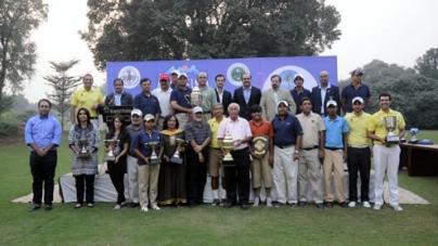 Royal Palm Golf Team Emerges as the Champion Team
