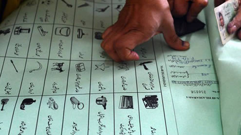 Only 11 Pc Verified Votes in Karachi's PS-114, Reveals Nadra