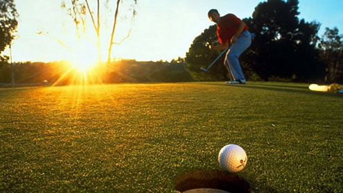 Naeem Leads National Amateur Golf Championship