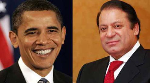 Nawaz Sharif looks Forward to Talks with Obama