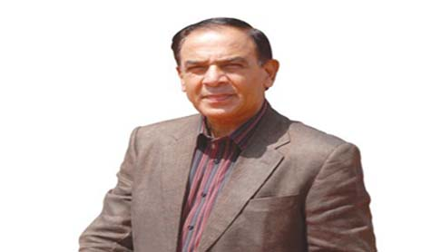 Qamar Zaman  new chairman
