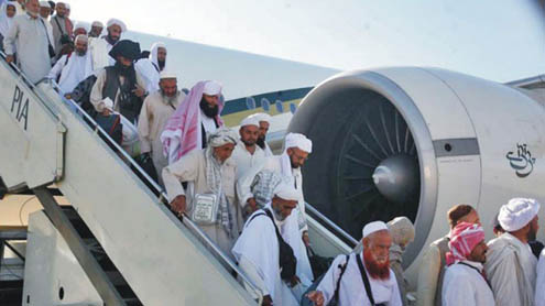 haj in sodia arab
