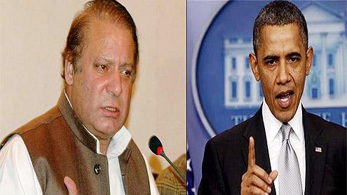 PM Sharif flies into Washington for vital talks with Obama