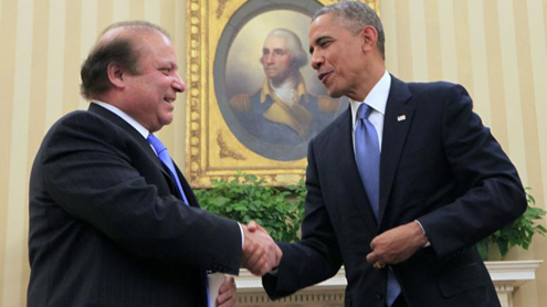 nawaz and obama meeting