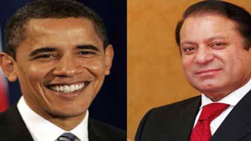 Nawaz Sharif, Barack Obama and the same page