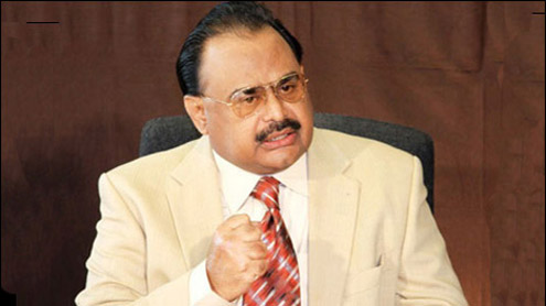 (MQM) chief Altaf