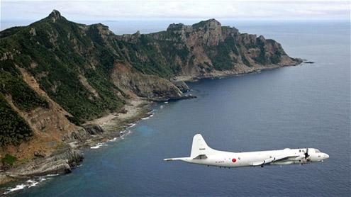 China Sends Warplanes To Newly Declared Air Zone