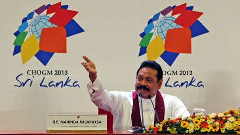Commonwealth Srilanka 2013