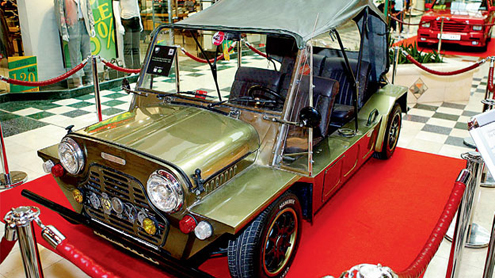 Dubai's automotive market