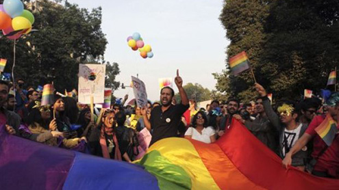 Indian Gays Demand An End To Discrimination