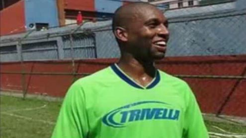 Former BrazilianFootballer's head left on his Doorstep