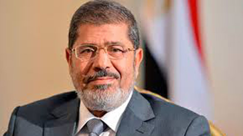 Mursi doesn't allow legal Team to Represent him