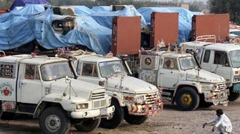 nato supply in pakistan
