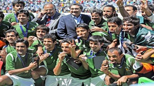 Pakistan Retain Asian Champions Trophy crown