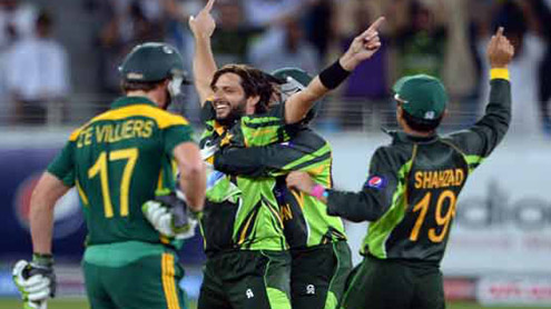 Second T20: Pakistan beat S Africa by 6 Runs