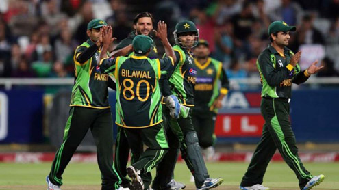Pakistan South Africa 2nd ODI