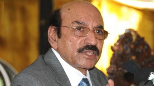 Sindh Chief Minister Qaim Ali Shah