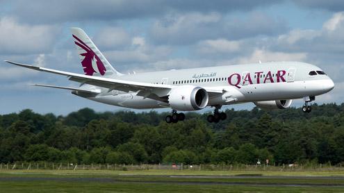 new Qatar airline