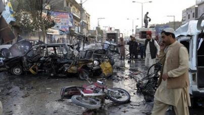 Quetta Blast Kills 4, Injures 15