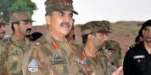 Lt Gen Raheel Sharif Appointed new Army Chief