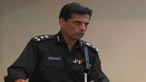 Police Chief Shahid Hayat