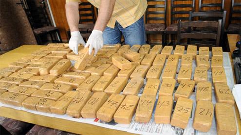 drugs smugglers