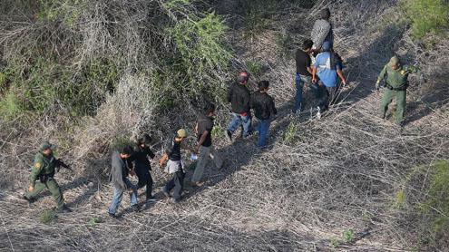 Mexico catches 220 undocumented migrants