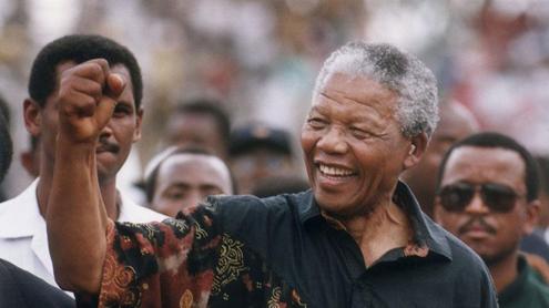 Nelson Mandela Dies Aged 95