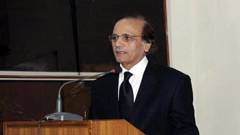 Justice Tassaduq Jillani takes Oath as new Chief Justice
