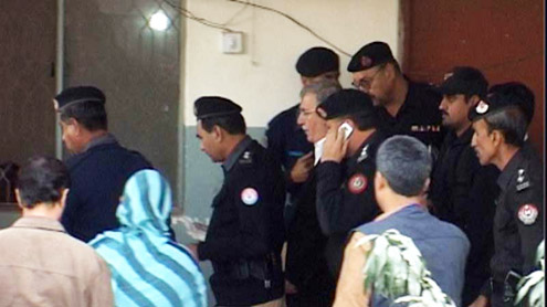Former KP Police Chief In Court As Remand Nears End