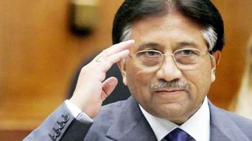 Musharraf Summoned at Special Court on Dec 24