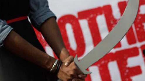 Pakistani Drug Trafficker Beheaded Saudi Arabia