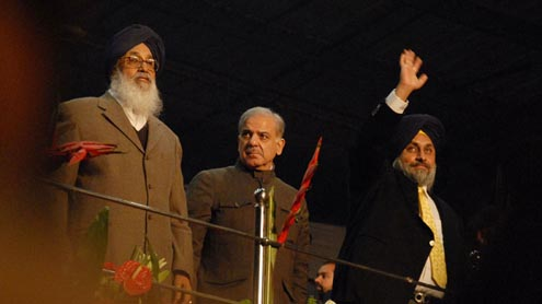 Punjab CMs set Pakistan, India agenda