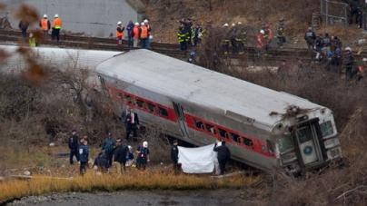 Train Crash Kills Four, Injures At Least 67 In New York