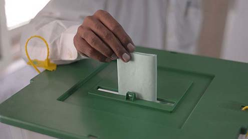 By-Polls Underway in NA-69, PK-50
